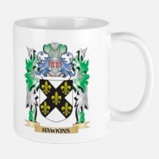 Hawkins Coat of Arms (Family Crest) Mugs