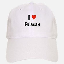 I love Bulacan Baseball Baseball Cap