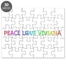 Peace Love Viviana Puzzle