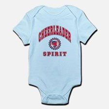 Cheerleader Spirit Infant Bodysuit