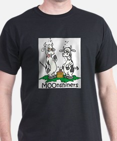 moonshine cows.jpg T-Shirt