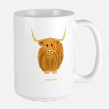 Woolly Moo Large Mug