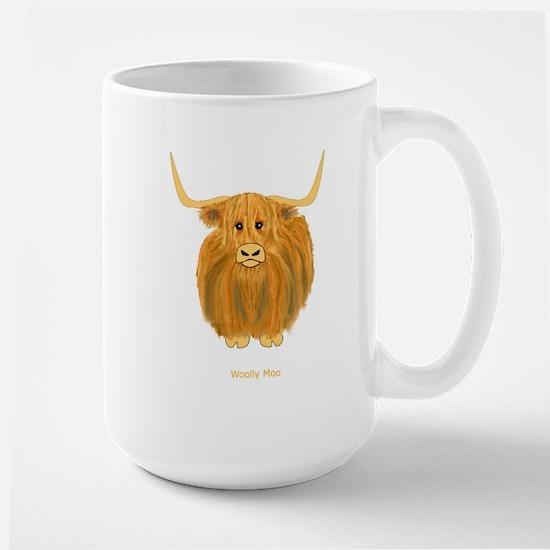 Woolly Moo Large Mug