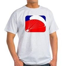 Cute Powered paragliding T-Shirt