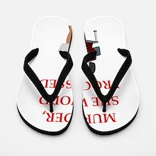 murder Flip Flops