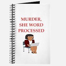 murder Journal