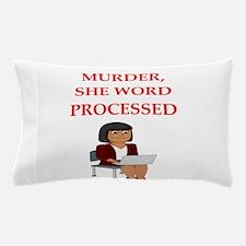 murder Pillow Case