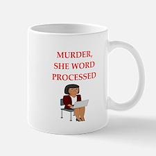murder Mugs