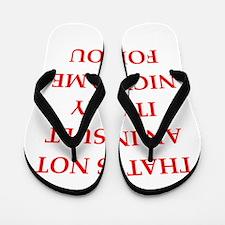 nickname Flip Flops