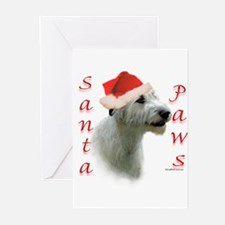Unique Irish wolfhound Greeting Cards (Pk of 20)