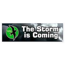 Storm Petrel Bumper Bumper Sticker