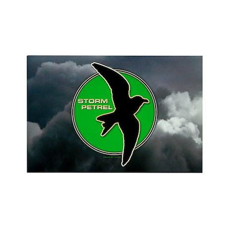 Storm Petrel Rectangle Magnet