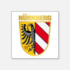 Nurnberg Sticker