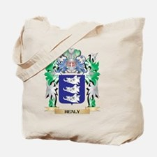 Healy Coat of Arms (Family Crest) Tote Bag