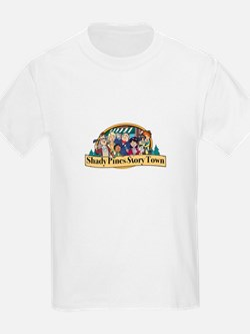 shady-pines-logo11-23-A (2) T-Shirt