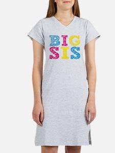 Cute Big sister Women's Nightshirt