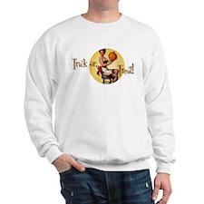 Trick or...Treat! Sweatshirt