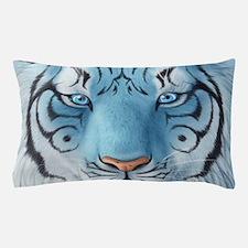 Fantasy White Tiger Pillow Case