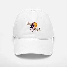 The Kitsch Witsch (broom) Baseball Baseball Cap