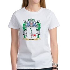 Hegel Coat of Arms (Family Crest) T-Shirt