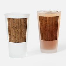 KNOTTY WOOD Drinking Glass