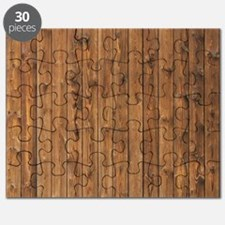KNOTTY WOOD Puzzle