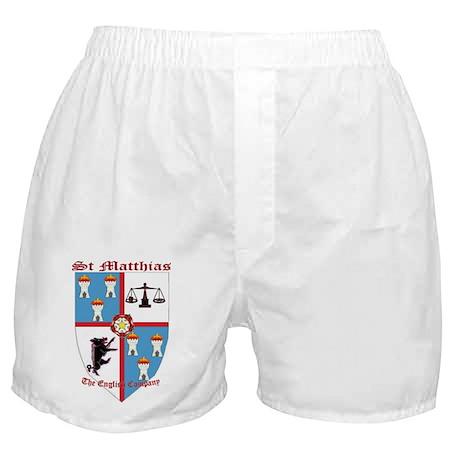 St. Matthias Boxer Shorts
