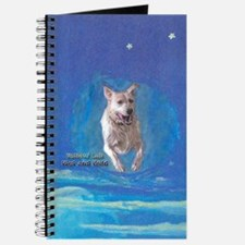 Yellow Lab Wet and Wild Journal