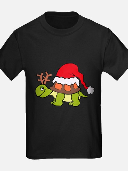 Turtle Christmas T-Shirt