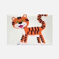 Tiny Tiger Magnets