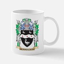 Hemmingway Coat of Arms (Family Crest) Mugs