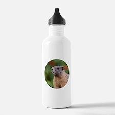Marmot Portrait Water Bottle