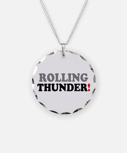 ROLLING THUNDER! - Necklace