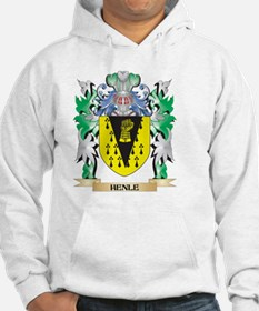 Henle Coat of Arms (Family Crest Hoodie
