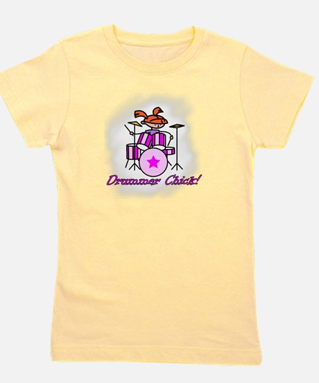 Cute Chick band Girl's Tee