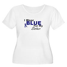 I Wear Blue 3 (Sister CC) T-Shirt