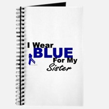 I Wear Blue 3 (Sister CC) Journal