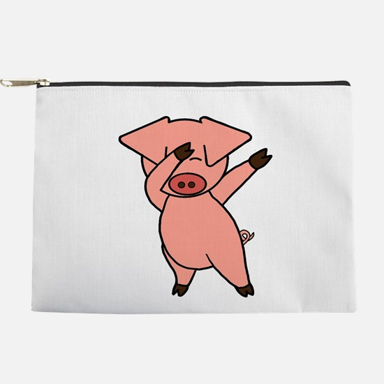 Dabbing Pig Makeup Bag