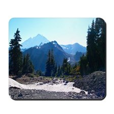Mt. Baker at Artist Point Mousepad