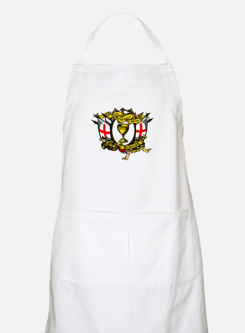And There Was Much Rejoicing Apron