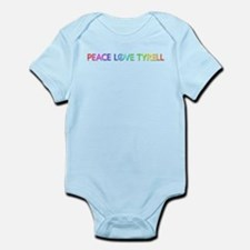 Peace Love Tyrell Body Suit