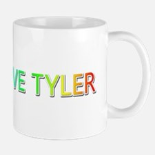 Peace Love Tyler Mugs