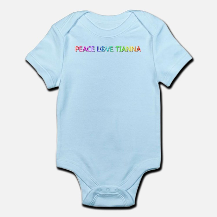 Peace Love Tianna Body Suit