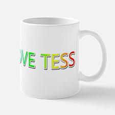 Peace Love Tess Mugs