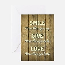 SMILE... Greeting Cards