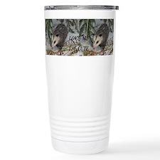 Unique Animal love Travel Mug