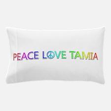 Peace Love Tamia Pillow Case