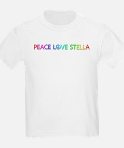 Peace Love Stella T-Shirt