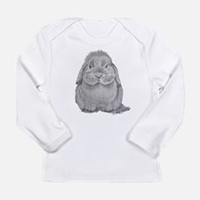 Holland Lop by Karla Hetzler Long Sleeve T-Shirt