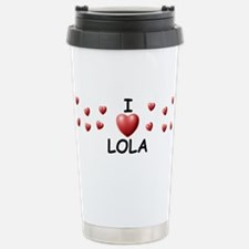 Cool Lola Travel Mug